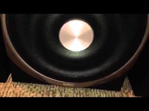 Edifier S730 Unboxing + Logitech Z906/Z623 Comparison (видео)