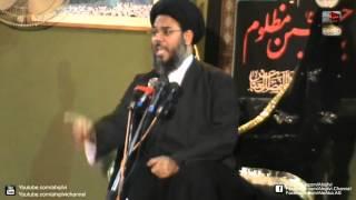 03 - Ittaqullah - Allama Aqeel-ul-Gharvi - 24 Moharram 1435 / 2013