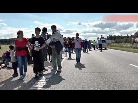 Δανία – μετανάστες: Άνοιξε και πάλι ο σταθμός τρένων για Γερμανία