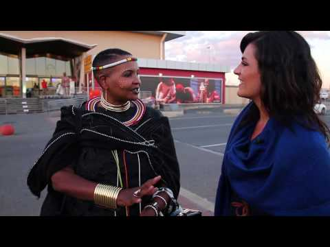 It's Time SA interview with Tozie (Xhosa woman from Mthatha)