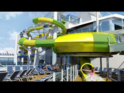 Royal Caribean Harmony of the Seas
