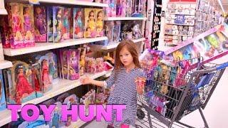 Video Toy Hunt At Toys R Us Shopkins Season 6 - Monster High - Barbie - Minecraft Toy Opening MP3, 3GP, MP4, WEBM, AVI, FLV Maret 2018