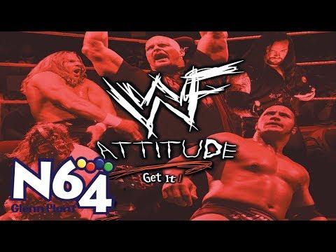 cheat codes wwf attitude nintendo 64