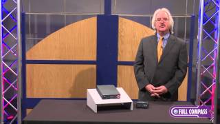 Clear-Com LQ-2W2 Partyline IP Audio Interface Overview  Full ...