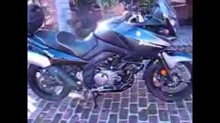 4. 2008 Suzuki V-Strom 650 ABS