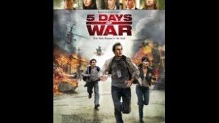 Nonton 5 Days of War film und serien auf deutsch stream german online Film Subtitle Indonesia Streaming Movie Download