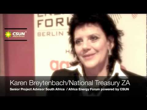 Interview Karen Breytenbach