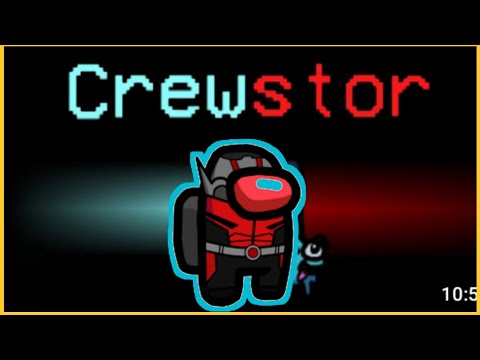 Among us - Crewstor - Funny moments #7
