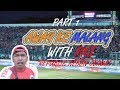 Perjalanan Panjang Away Ke Malang With Rkj  Arema Vs Persija Vlog Part 1 Liga 1 24 09 2017