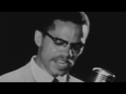 Malcolm X - By Any Means Necessary [HD]