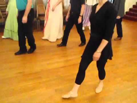 Chasse and Pas Jette Assemblé – The Basic Regency Era Country Dance Steps