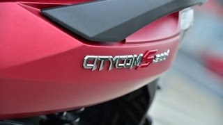 8. 2015 SYM CITYCOM S 300i CBS - 2 new colours