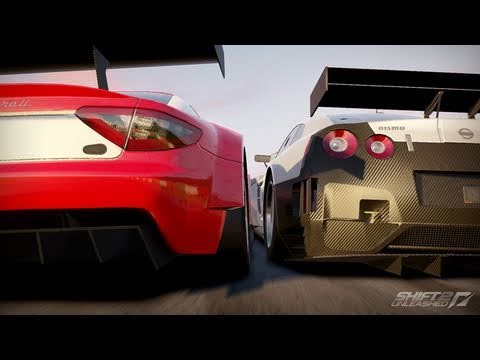 SHIFT 2 Unleashed Launch Trailer