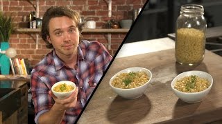 The fastest Mac & Cheese | Frankie Celenza by Tastemade