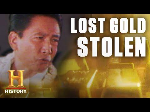 Lost Gold of World War II: Dictator Steals Treasure | History
