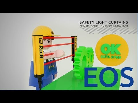 EOS (Safety Light Curtains)