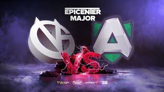 Vici Gaming vs Alliance, EPICENTER Major, bo3, game 2 [MrDoublD & Lost]