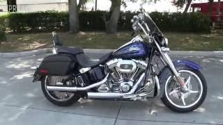 10. Used 2012 Harley Davidson FLSTSE3 CVO Softail for sale in Lakeland FL