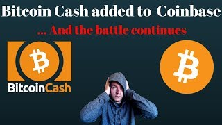 Bitcoin Cash Added to Coinbase, Crypto Goes NUTS and Charlie Lee Sells All His Litecoin