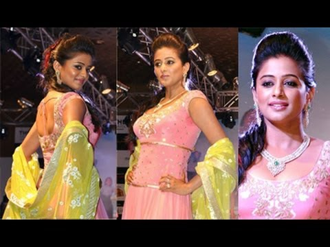 Priyamani Ramp Walk Photos