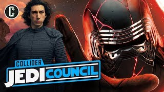 Kylo Ren's Reason for His Helmet in The Rise of Skywalker - Jedi Council by Collider