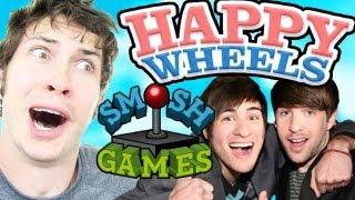 SMOSH GAMES QUIZ! - Happy Wheels