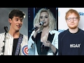 Katy Perry, Shawn Mendes & Ed Sheeran To Perform At 2017 iHeartRadio Music Awards