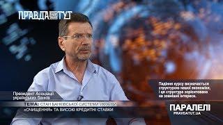 «Паралелі» Олександр Сугоняко: Стан банківської системи України