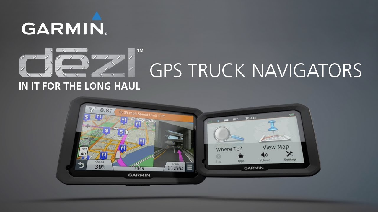 A video showing how Garmin GPS works.