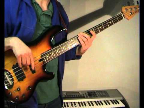 Bryan Adams & Mel C - When You're Gone - Bass Cover