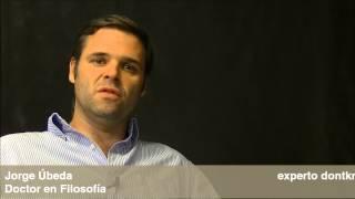 Jorge Úbeda | ¿Mantenerme al día con la filosofía y pensamiento?
