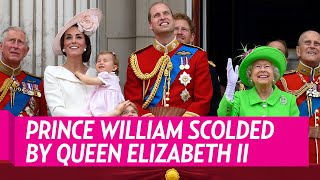 Video Prince William Gets Scolded by Queen Elizabeth II MP3, 3GP, MP4, WEBM, AVI, FLV Januari 2018