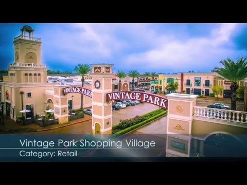 Houston BOMA 2016 TOBY Award Winner, Retail Category: Vintage Park Shopping Village