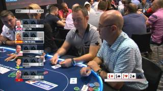 EPT 10 Barcelona 2013 - Main Event, Episode 1 | PokerStars.com (HD)