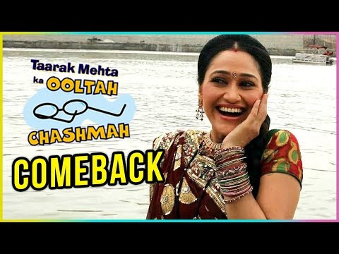 Disha Vakani aka Dayaben To Make A COMEBACK In Taa