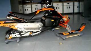 8. Yamaha Phazer RTX Excell Exaust