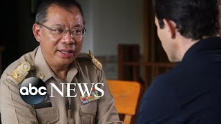Video Official reveals last-minute dangers of Thai cave rescue MP3, 3GP, MP4, WEBM, AVI, FLV Desember 2018