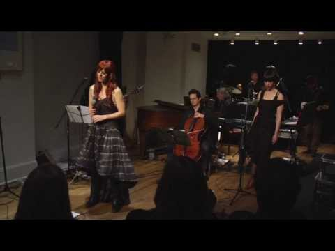 ackerman - Nadia Ackerman and The Harold Pinter Orchestra The Ocean Master Live At the cell New York City 2011 Recorded By Billy Kossuth, Sean Mernadi Filmed By William...