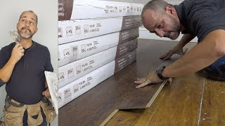 DIY  Laminate or Vinyl Flooring A to Z