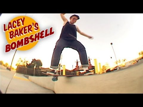 lacey - Lacey has her own reasons to push herself and progress, like all skaters do. But in the process she's produced one of the best female street/tech parts we've...