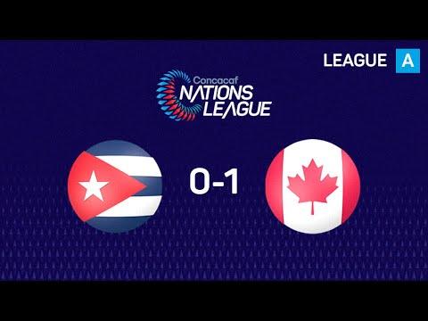 Куба - Канада 0:1. Видеообзор матча 11.09.2019. Видео голов и опасных моментов игры
