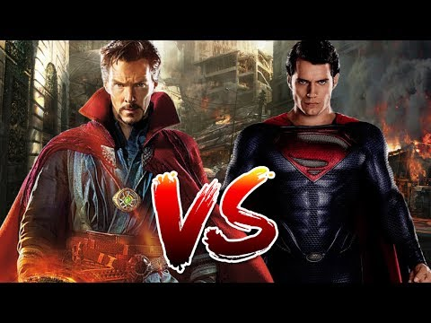 Superman VS Dr Strange | Who Wins?