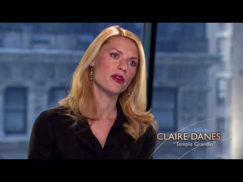Claire Danes on Temple Grandin  Claire Danes   Hbo   S Movie   Nhne Pulse