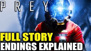 Today Cody explains all of the Prey story, and explains the ending to Prey. Prey 2017 from Arkane Studios puts players in the role of Morgan Yu fighting off ...