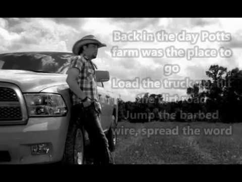 Dirt Road Anthem JASON ALDEAN LYRICS