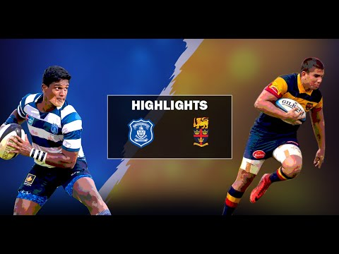 Match Highlights - St. Joseph's College V Trinity College 2019