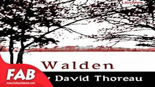 Walden, Version 2 Full Audiobook by Henry David THOREAU by Nature, Social Science