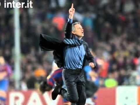 Josè Mourinho Ritorno All'Inter (видео)