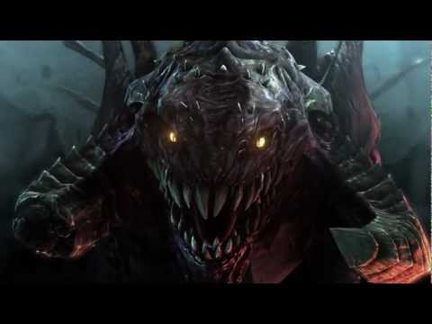StarCraft 2: Heart of the Swarm Official Intro Trailer [SCII Opening Cinematic + SC2Hots Gameplay]