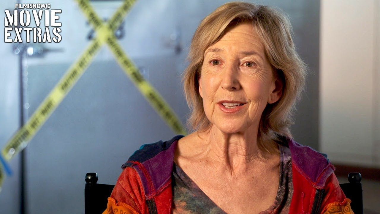 Insidious: The Last Key | On-set visit with Lin Shaye